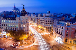 Hotell Madrid