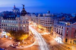 Hotell Madrid