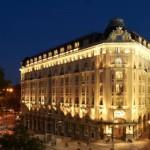 Westin Palace hotell i Madrid