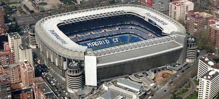 Real Madrids hemmaarena