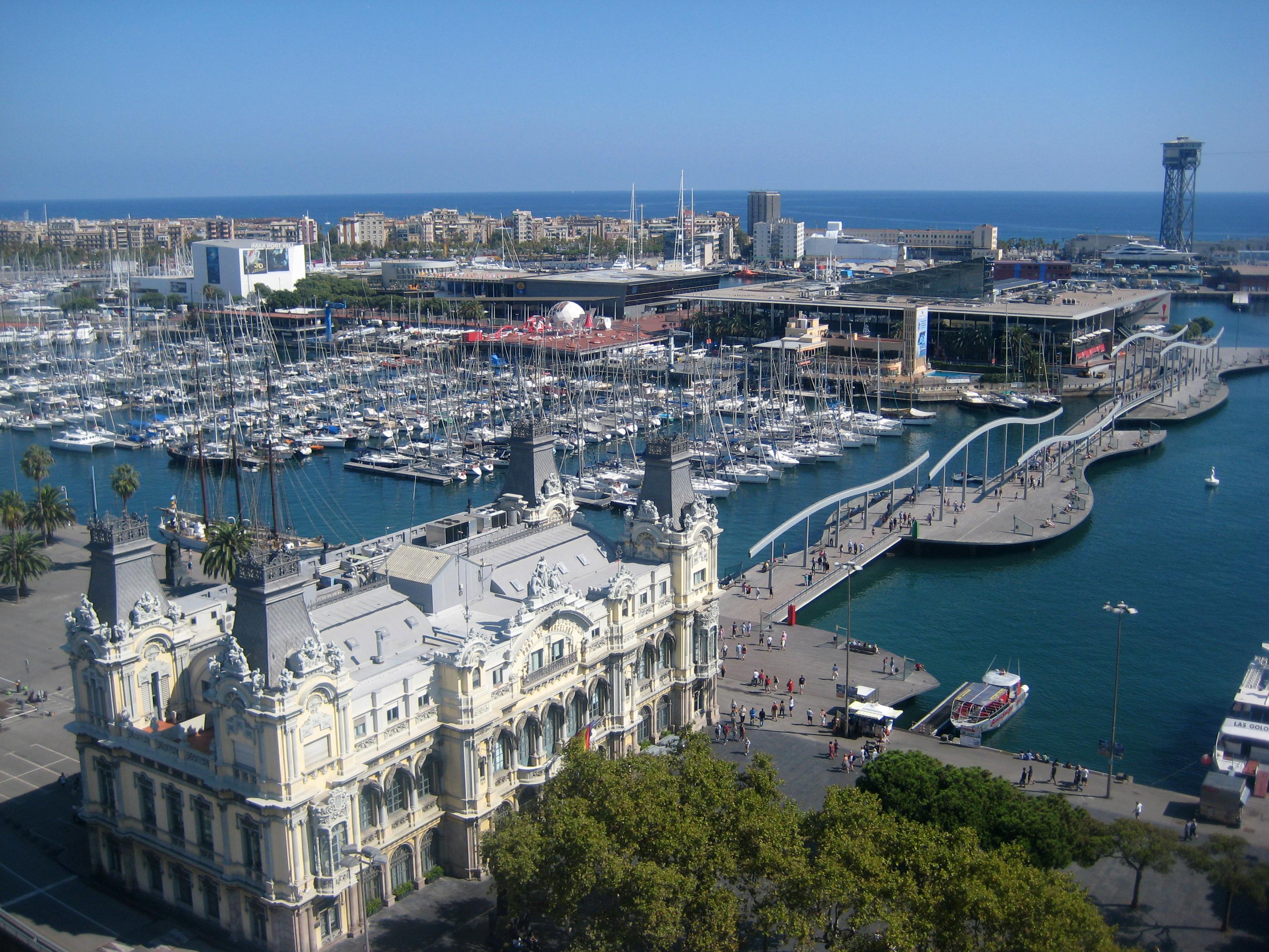 reserelaterad text om Barcelona